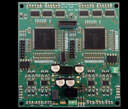 Universelle Micro Controler Plattform 2